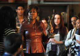 How to get Away With Murder-Criminal Law Attorney played by Viola Davis