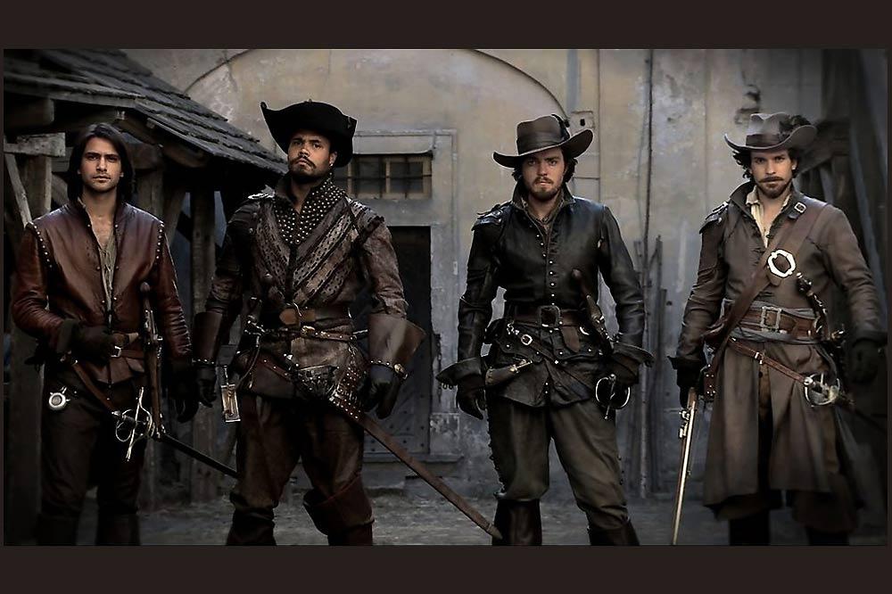 Musketeers-Season 2