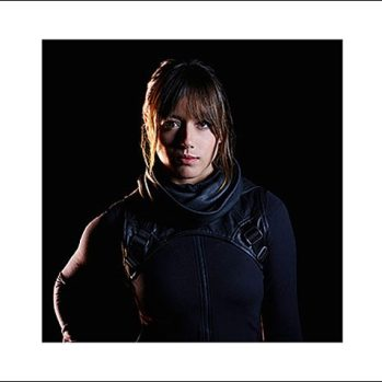Chloe Bennet-Daisy Johnson-Skye