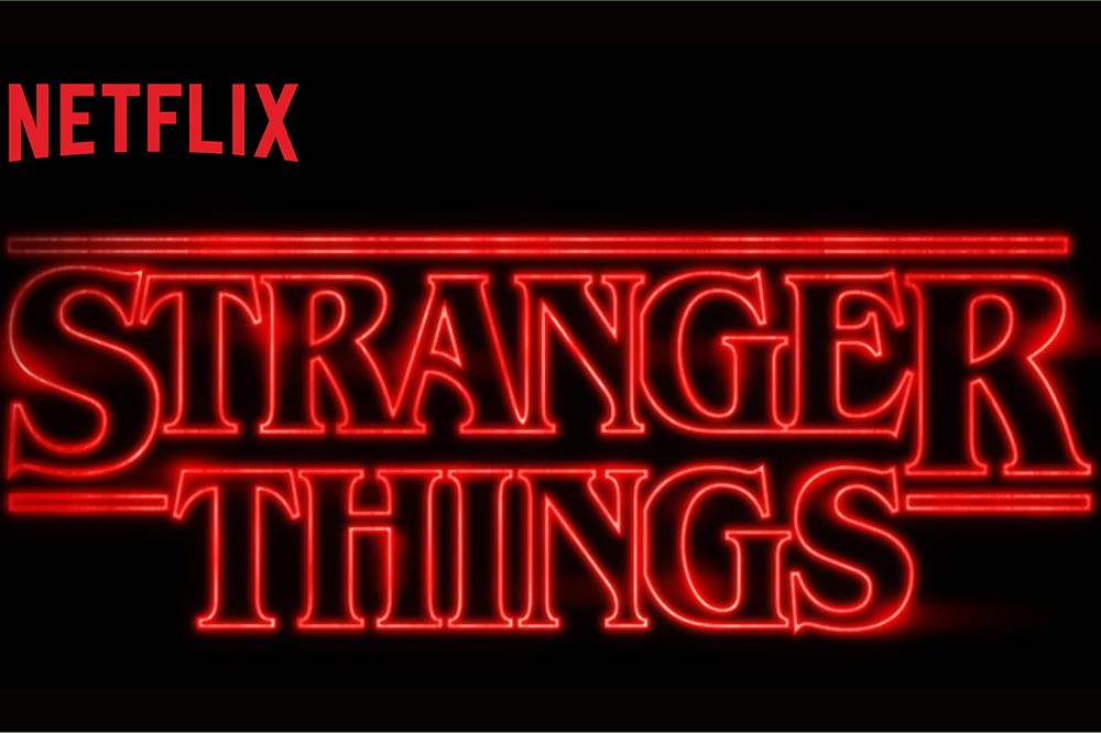 Lgog for Stranger Things-Season One