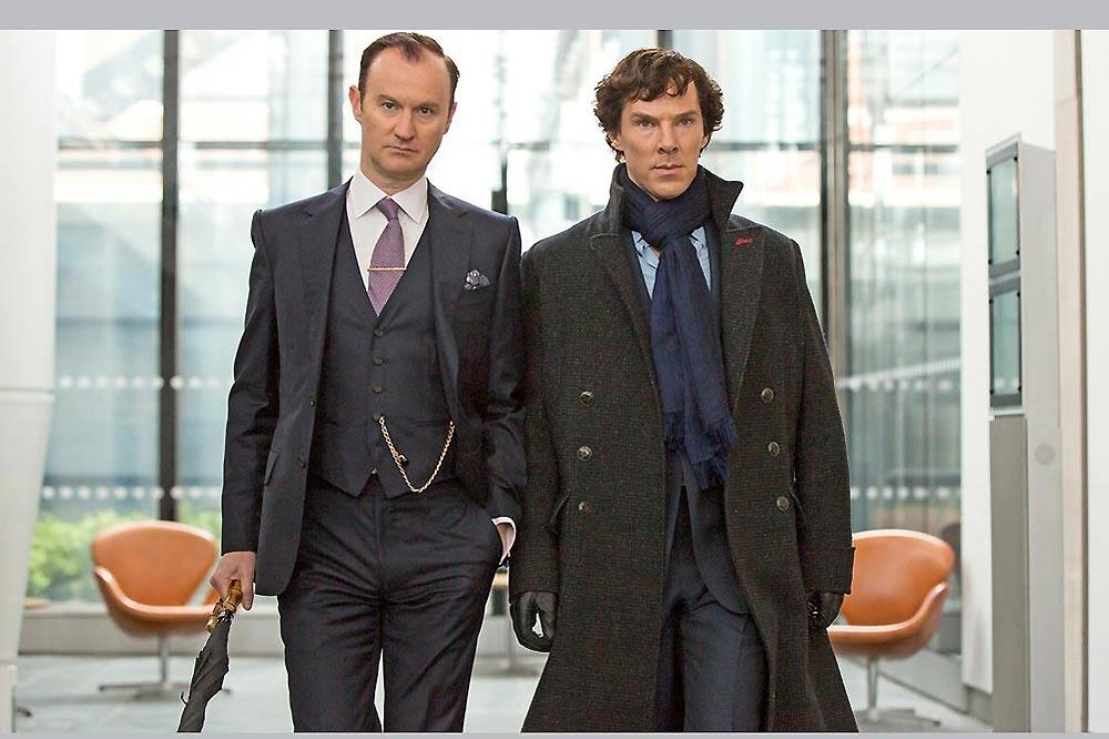The Final Problem-Sherlock Season 4