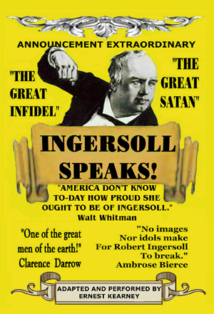 Fringe 2017 - Ingersoll Speaks
