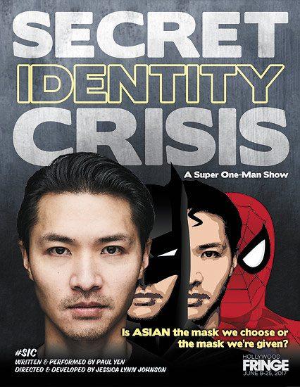 Fringe 2017 - Secret Identity