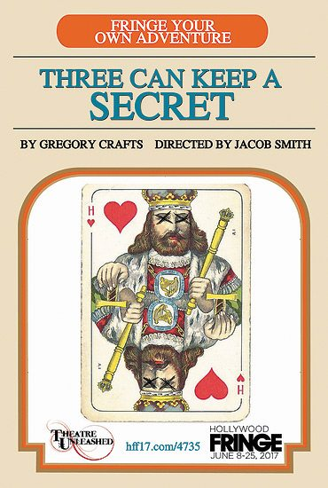 Gregory Crafts-Three Can Keep a Secret