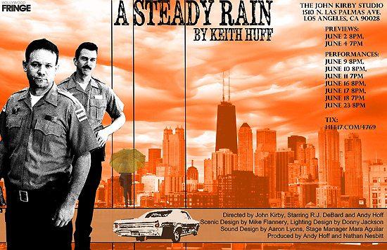 Keith Huff - A Steady Rain