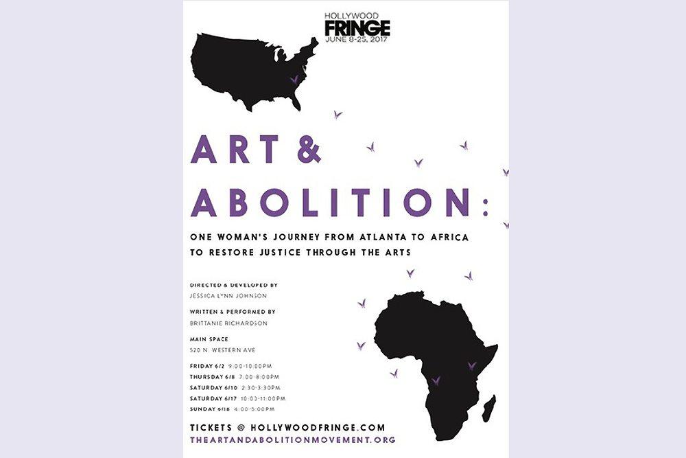 Art and Abolition-Brittanie Richardson,