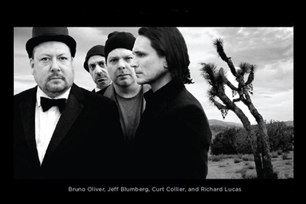 Hollywood Fringe 2017, Bono-The Edge