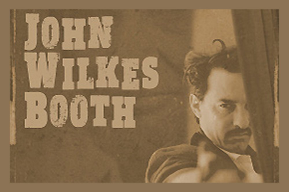 Stephen Spiegel-John Wilkes Booth