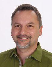 Triptych author Lee Wochner