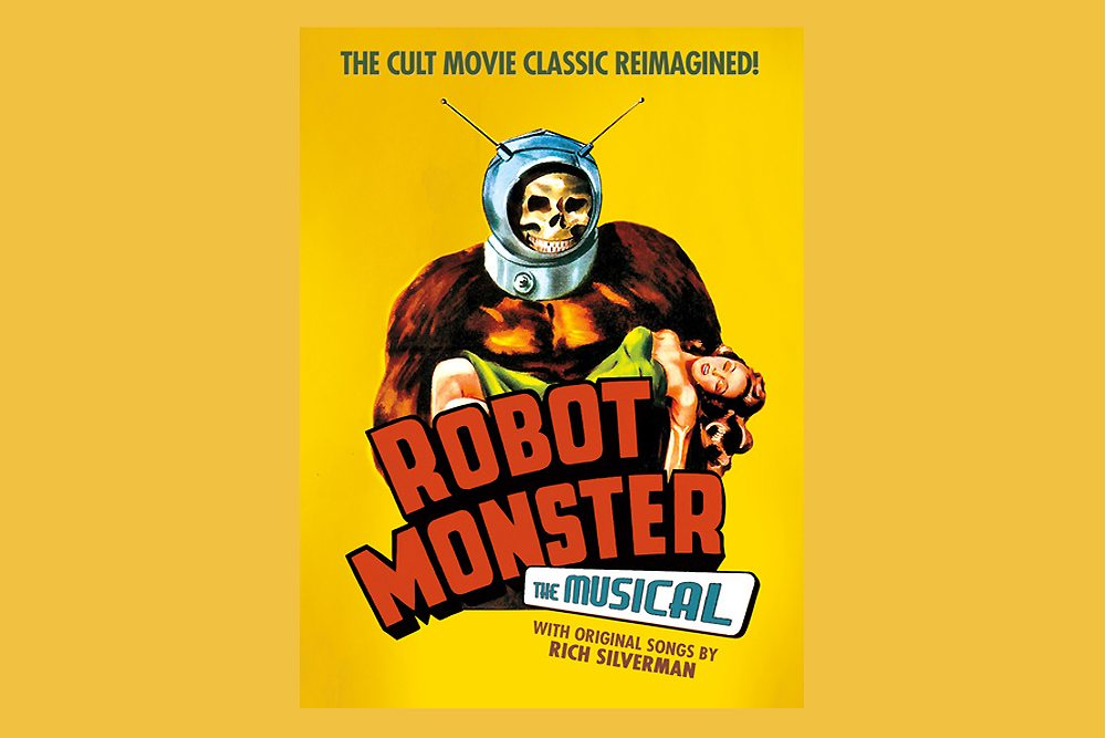 Robot Monster (via The TVolution)