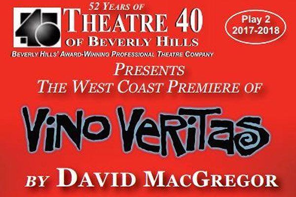 David MacGregor-Vino Veritas