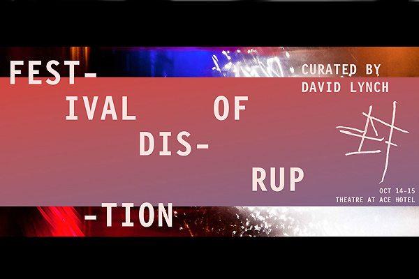Festival of disruption 2017