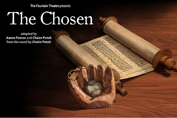 The Chosen-Chaim Potok
