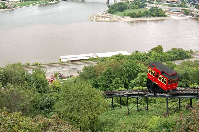 Tips for visiting the Duquesne Incline in Pittsburgh, PA.