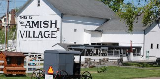 The Amish Village in Lancaster, PA, is fun and educational.