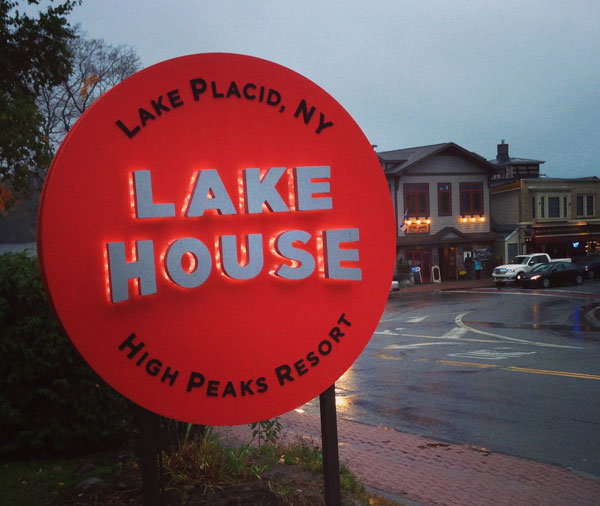 The Lake House at High Peaks Resort