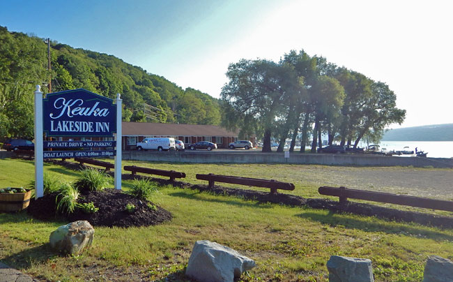 Keuka Lakeside Inn is the perfect spot to call home during your visit to the southern Finger Lakes.