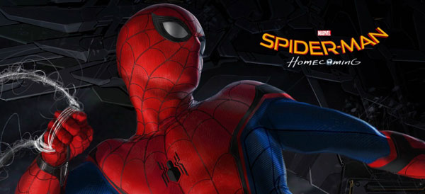Spider-Man: Homecoming most anticipated movies on 2017