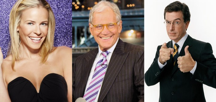 who will replace letterman