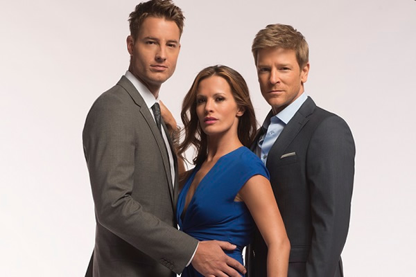 justin hartley the young and the restless
