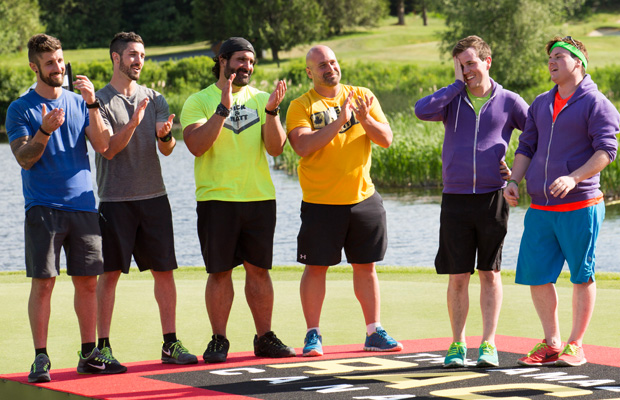 amazing race canada season 3 cast