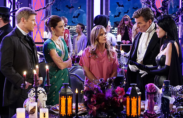 young and the restless halloween spoilers 2015