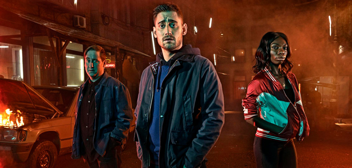 the aliens tv series canada