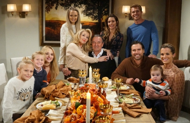 young and the restless thanksgiving 2016