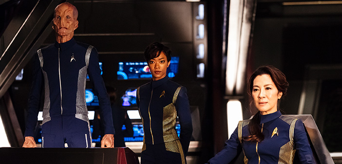 star trek discovery premiere date