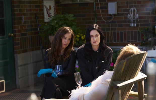 mary kills people season 2 caroline dhavernas preview