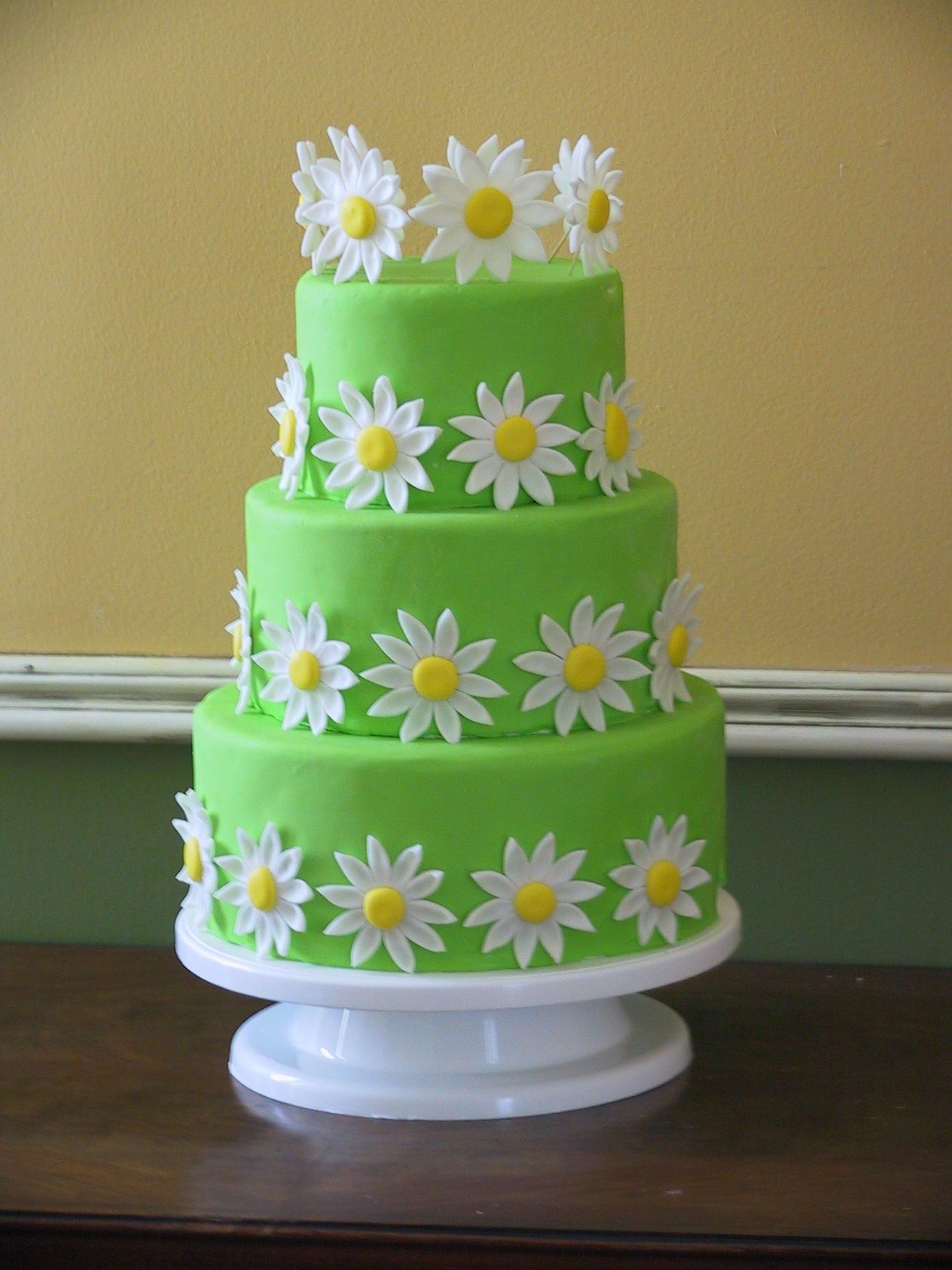 daisy-cake