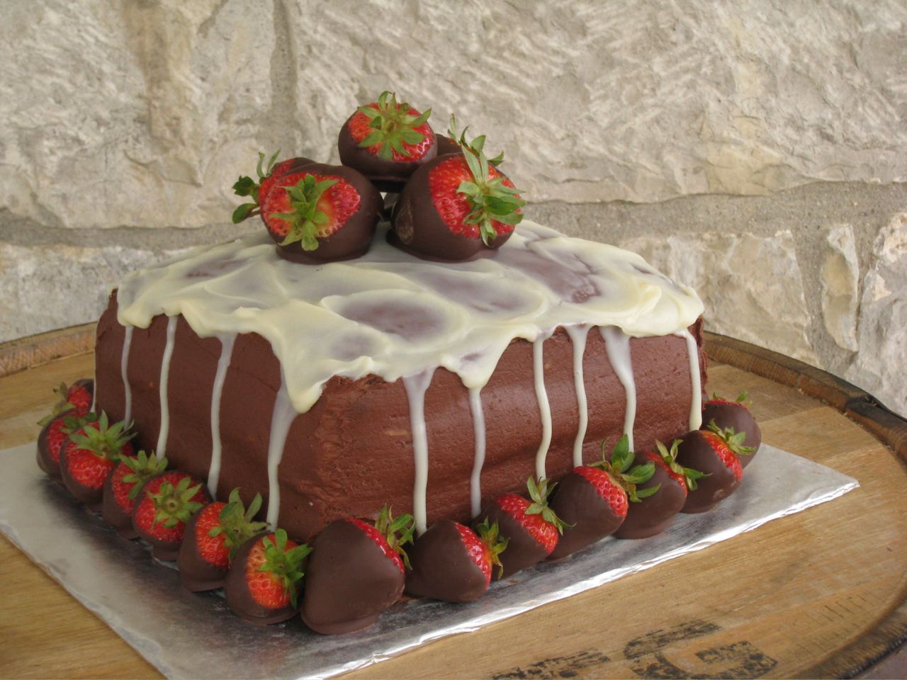 choc-strawberry