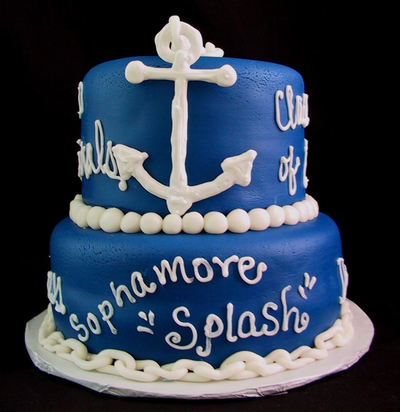 admirals cake