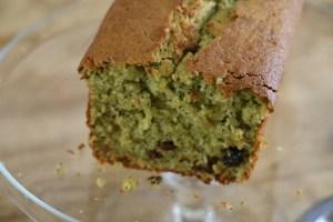 courgette lemon poppyseed cake