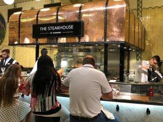 Harrods Food Steak