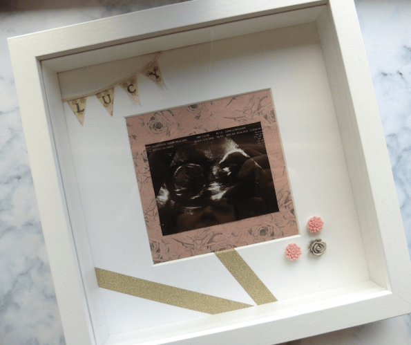 diy picture frame diy scan picture frame the two darlings parenting blogger ireland cork