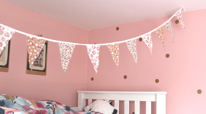 nunting-diy-decor-ideas-girls-room