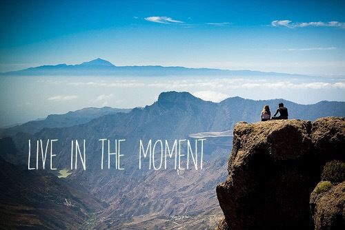 Be More In The Moment When Travelling