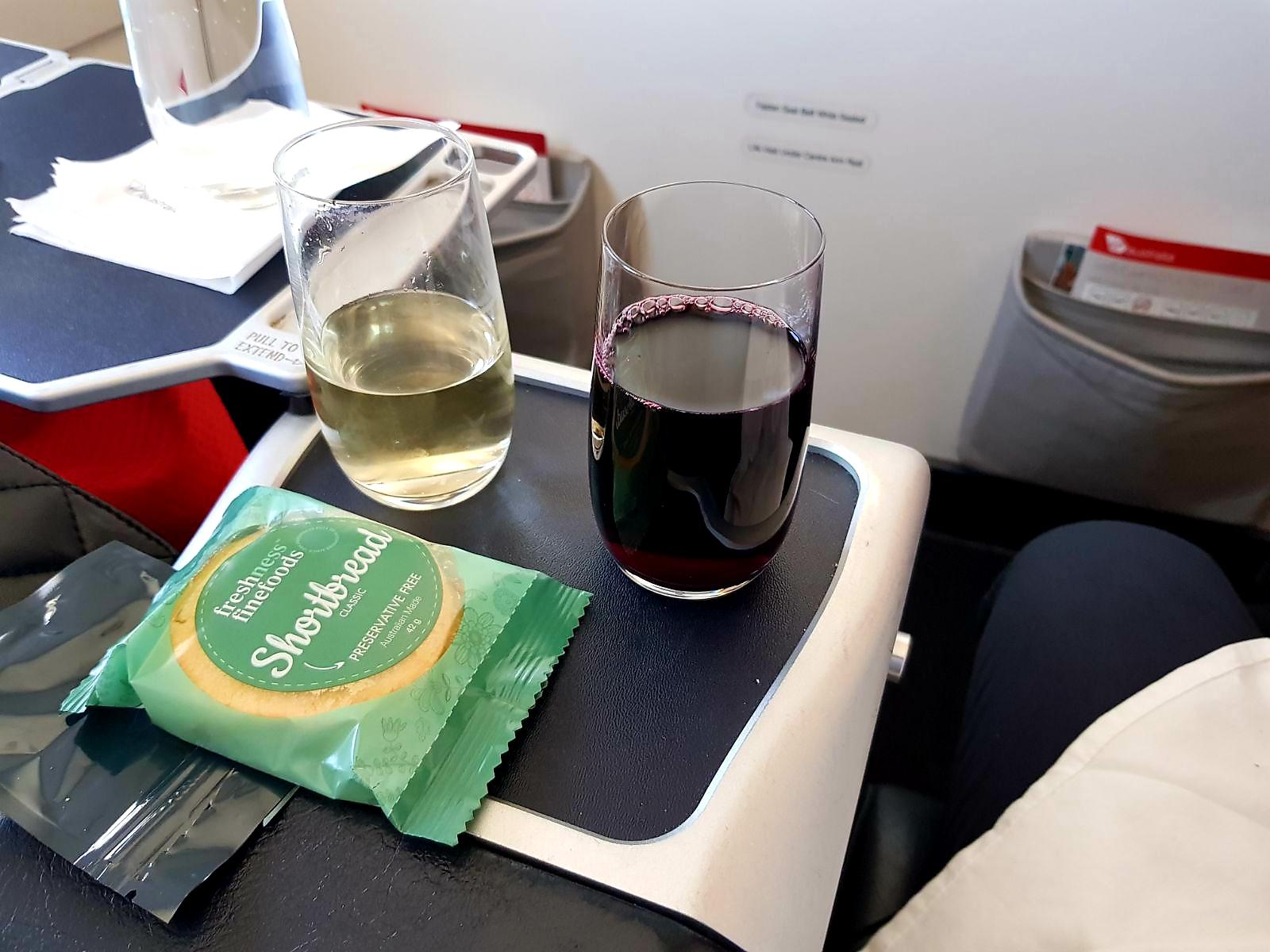Virgin Australia Business Class Review