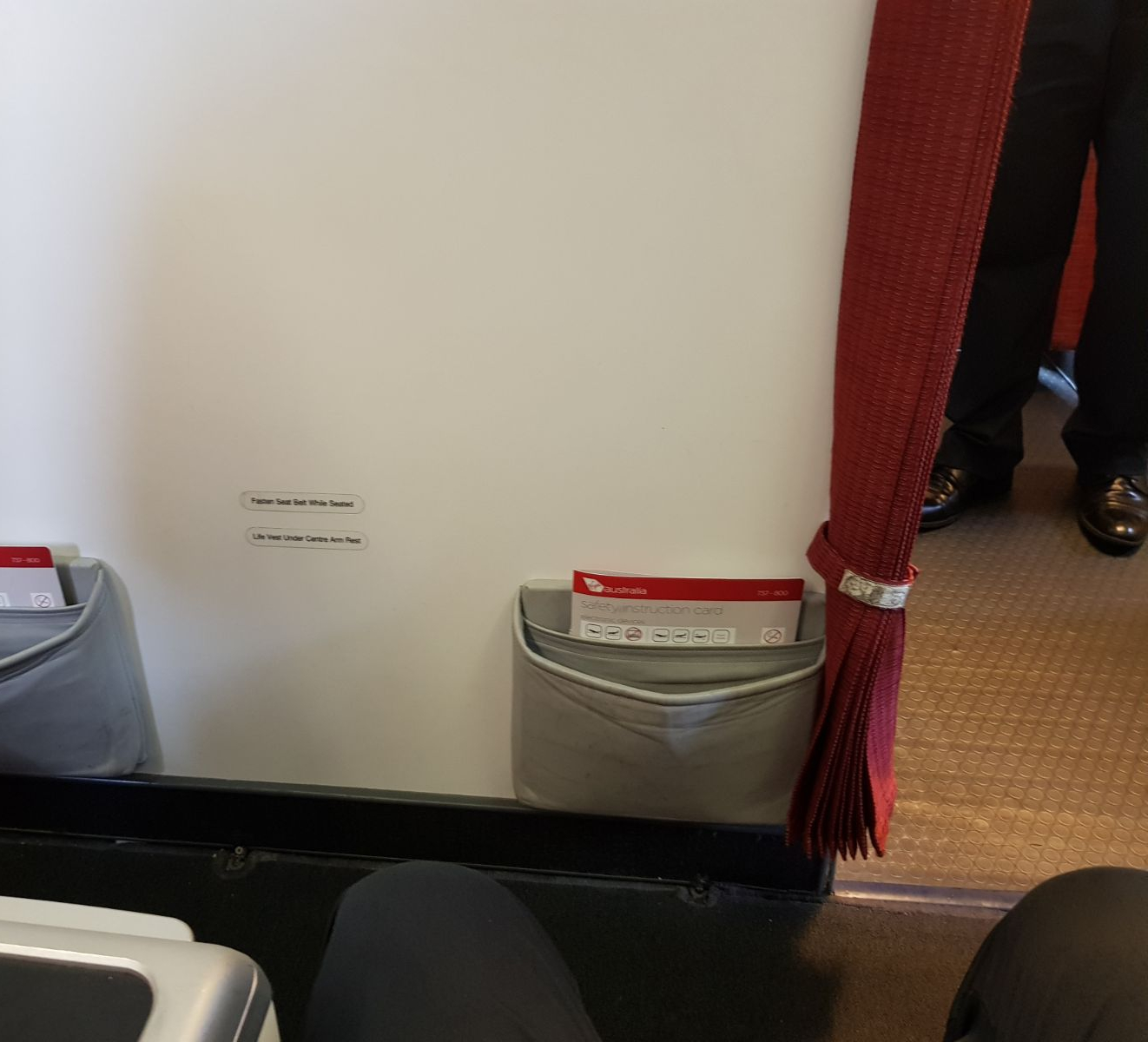 Virgin Australia Business Class Review
