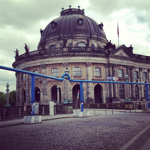 Museumsinsel - Nicole Canning