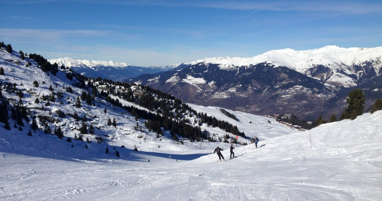Skiing The Three Valleys on a budget