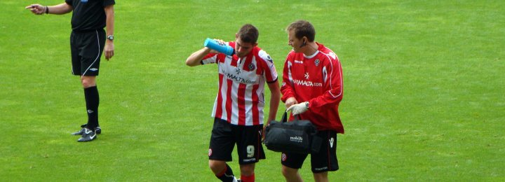 The Monday Profile: Ched Evans