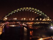 A Geordie's favourite homecoming sight