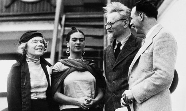Let's Talk a Little Bit More about Frida Kahlo by Dimitar Anakiev