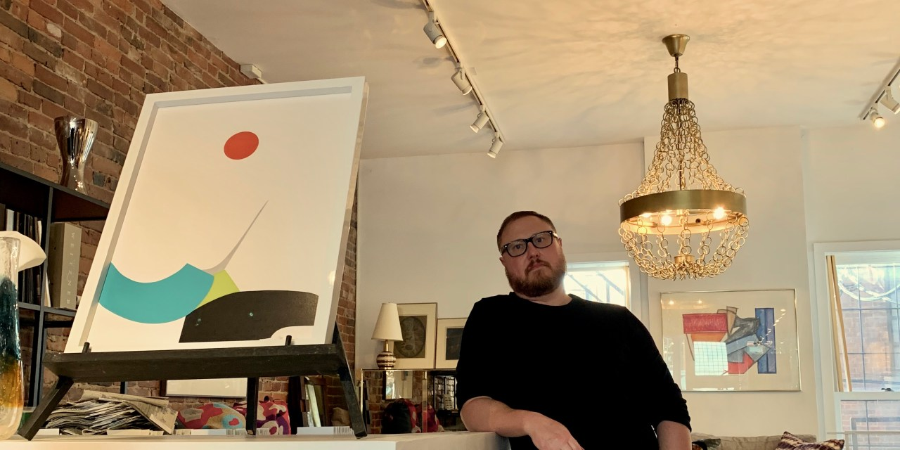 A Conversation with Collage Artist Michael Sjostedt