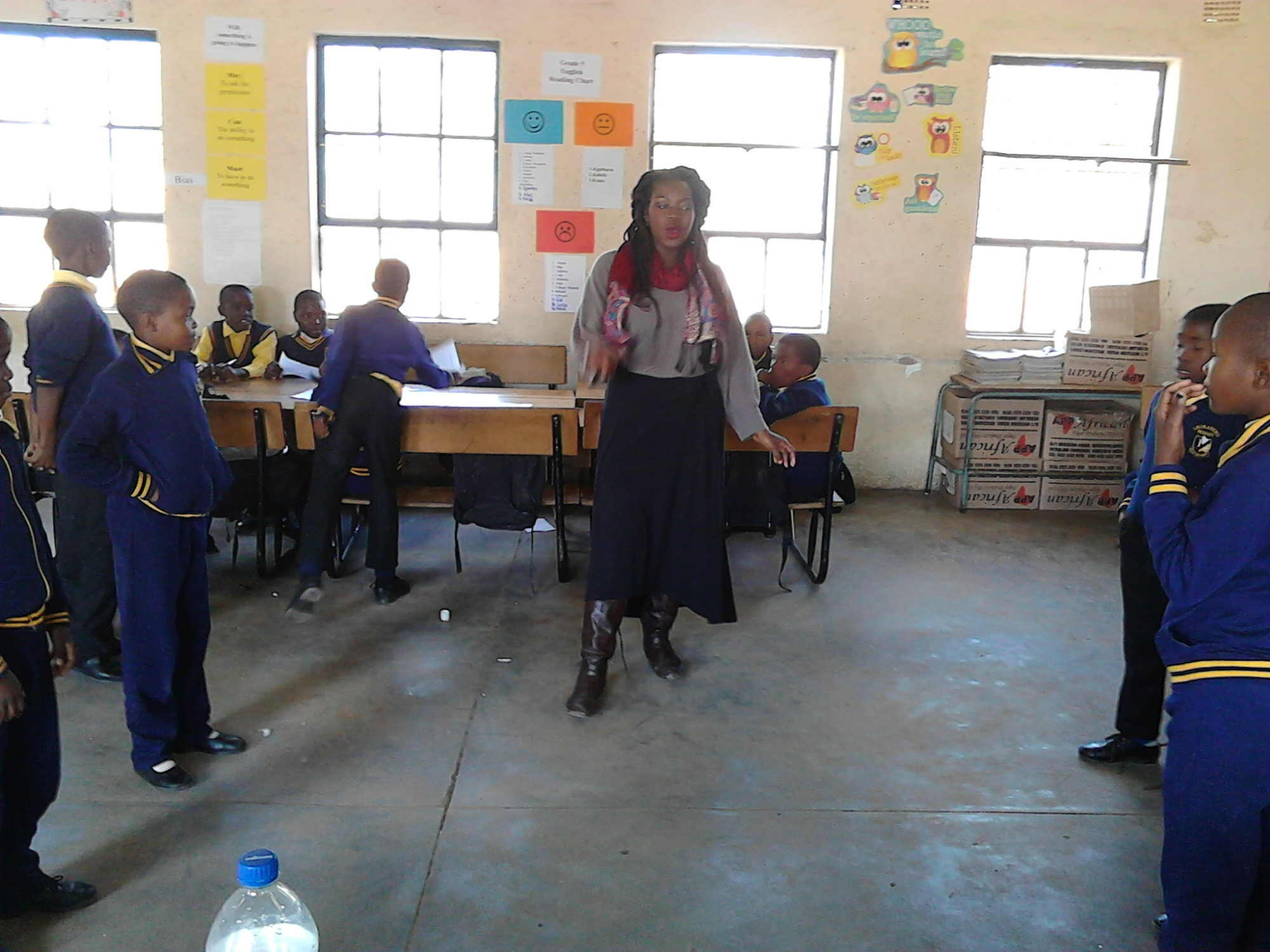 The Ubuntu Journey My Peace Corps Journey To South Africa