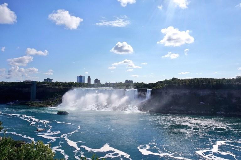 The 8th World Wonder, Niagara Falls