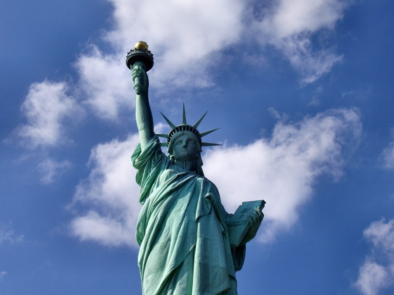 A Bite of the Big Apple: New York City