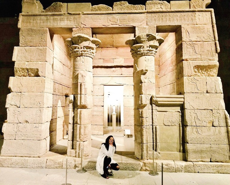 Egypt Meets New York: History, Art and Culture!